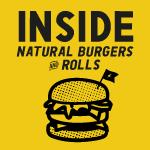 Inside Natural Burgers & Rolls