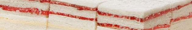 Sándwiches simples - 12 unidades