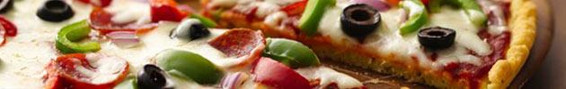 Pizzas especiales