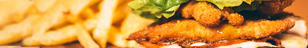 Focaccias (sándwiches en pan de pizza)
