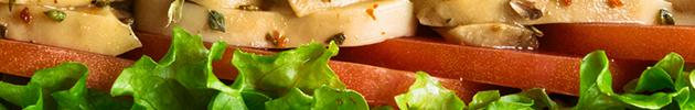 Sándwiches veggie
