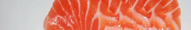 Sashimis (Finos cortes de pescado)