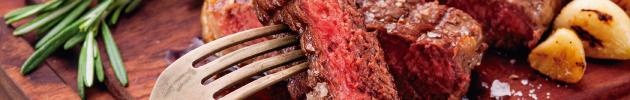 Carne salteada
