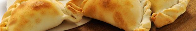 Empanadas al horno (empanadas extra grandes)