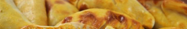 Empanadas al horno