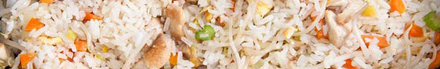Chaw fan (arroz salteado con huevo y verduritas)