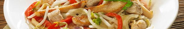 Chop suey (verduras salteadas)