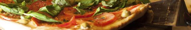 Pizzas a la piedra (8 porciones)