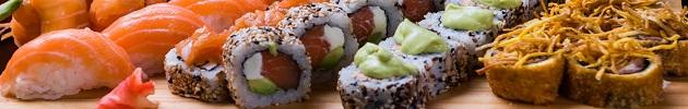 Sushi combinados