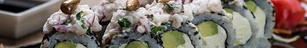 Sushi Rolls Nikkei
