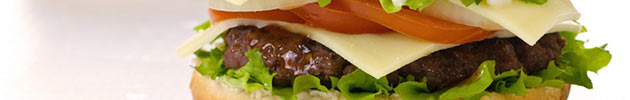 Hamburguesas caseras (200 g de deliciosa carne de ternera)