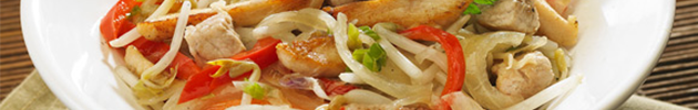Chop suey (verduras saltadas)