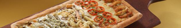 Picadas de pizzas