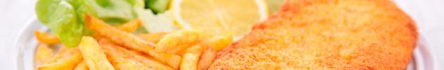 Milanesas de ternera o pollo