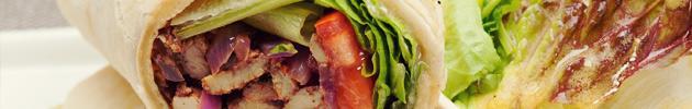 NUEVOS!  sándwich Israelíes