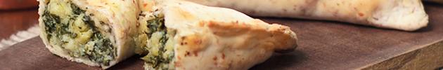 Empanadas línea verde (masa de harina integral)