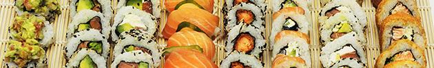 Combos Sushi Gold