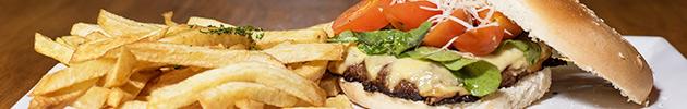 Hamburguesas (burgers)