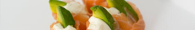 Nigiris y sashimis