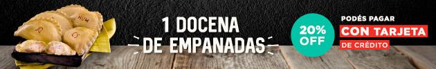 Promo TV exclusiva por PedidosYa