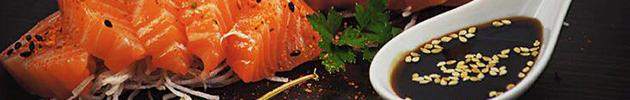 Sashimis (cortes de pescado)