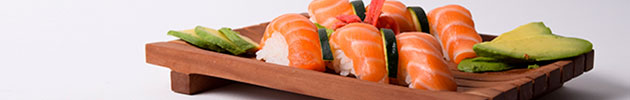 Nigiris & sashimis