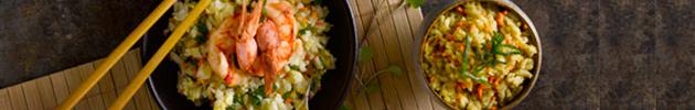 Arroces al wok