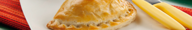 Empanadas (masa casera, soufflé)