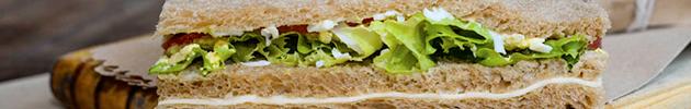 Sándwiches de queso