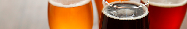 Cervezas artesanales e importadas