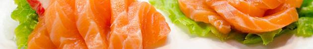 Niguiris y sashimis