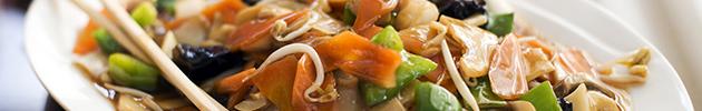 Chop suey (brotes de soja salteados)