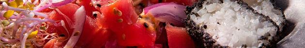 Ceviches (apto para celíacos)