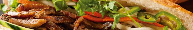 Especialidades en sándwiches de lomito