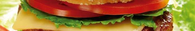 Burger bovino