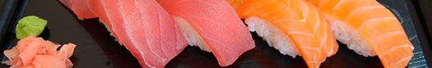 Niguiri sushi