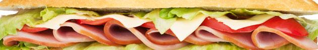 Sugestões sanduíches especiais