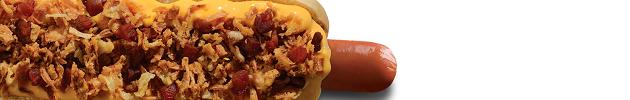 Hot dogs especiais
