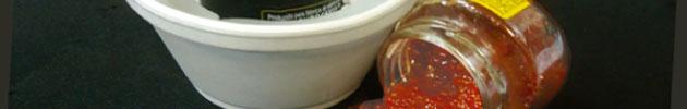 Caviar importado