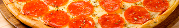 Pizzas gigantes (10 fatias)