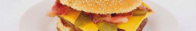 Giga burgers (13 cm)