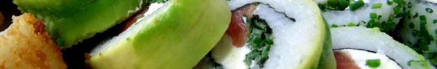 Avocado rolls (envueltos en plaqueta palta)