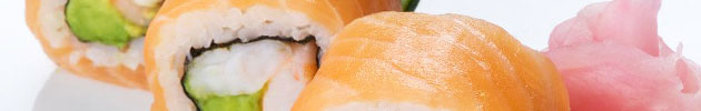 Special rolls salmón
