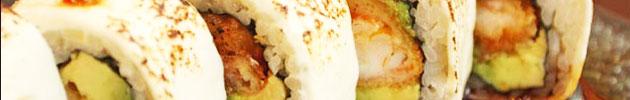 Special cheese rolls envueltos en queso crema