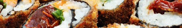 Hot rolls furai con pan rallado japonés