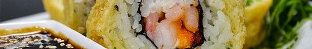 Roll tempura o panko