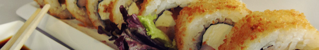 Rolls tempura