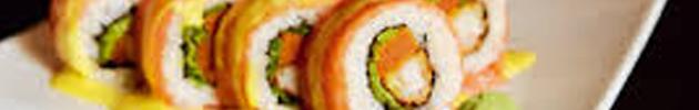 Nikkei rolls (8 piezas)