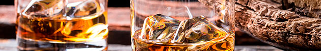 Cócteles con whisky
