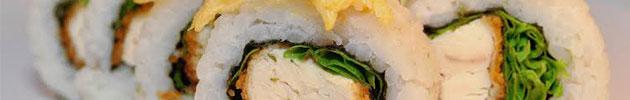 Fusión gourmet rolls